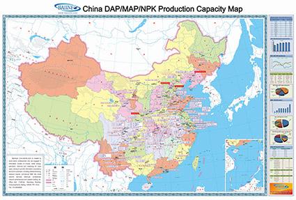 中国磷复肥企业