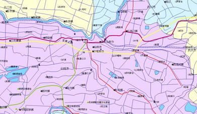 火电厂 动物地理图