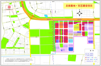 科技园规划图