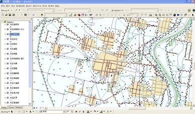 地图数字化
